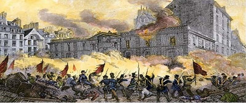 Η Εξέγερση της 10ης Αυγούστου 1792 - Η Πτώση της Μοναρχίας