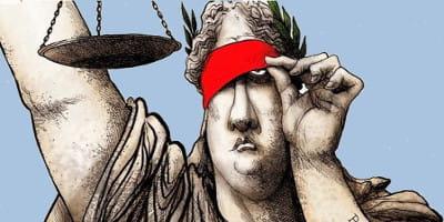 Τα δύο πρόσωπα της αστικής Δικαιοσύνης