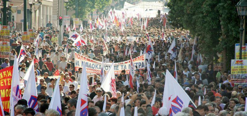 Κάτω τα χέρια από το δικαίωμα στην απεργία