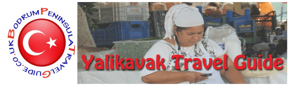 Yalikavak Website Header