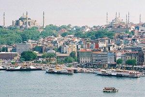 IDO Public Bosphorus Tour & Traditional Ferry Service, Istanbul