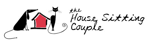 The House Sitting Couple Logo