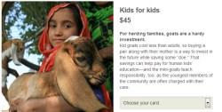 Oxfam Kid