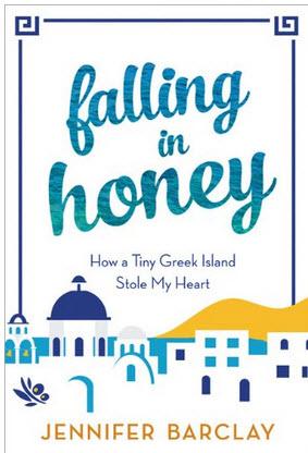 Falling in Honey By Jen Barclay Tilos Book