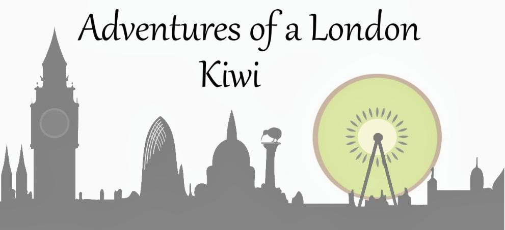 Adventures of a London Kiwi Header Expat Blog