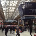 Victoria Train Station