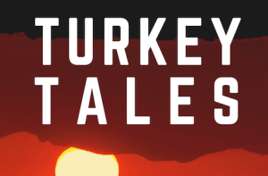 My Turkey Tales ebook is Free on Amazon