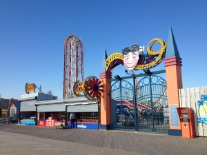 The end of the Line for Coney Island