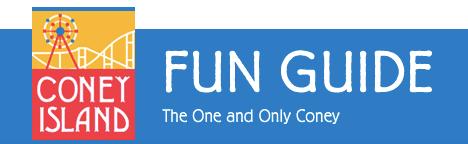 The Coney Island Fun Guide