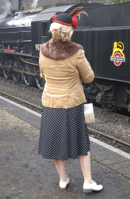 North Norfolk Railway 1940s Weekend