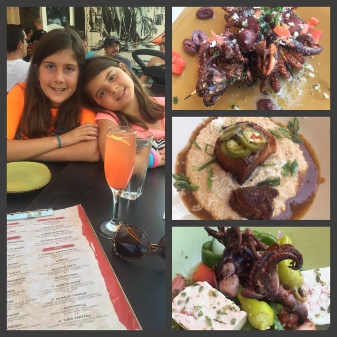 Food at Wynwood Kitchen and Bar