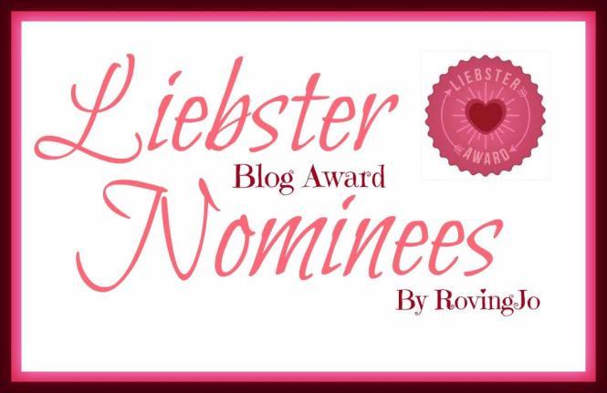 Liebster nominees