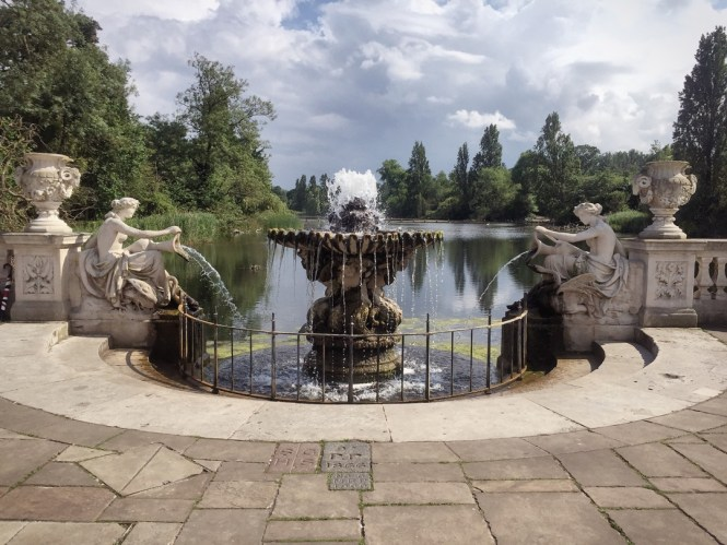 Kensignton Gardens