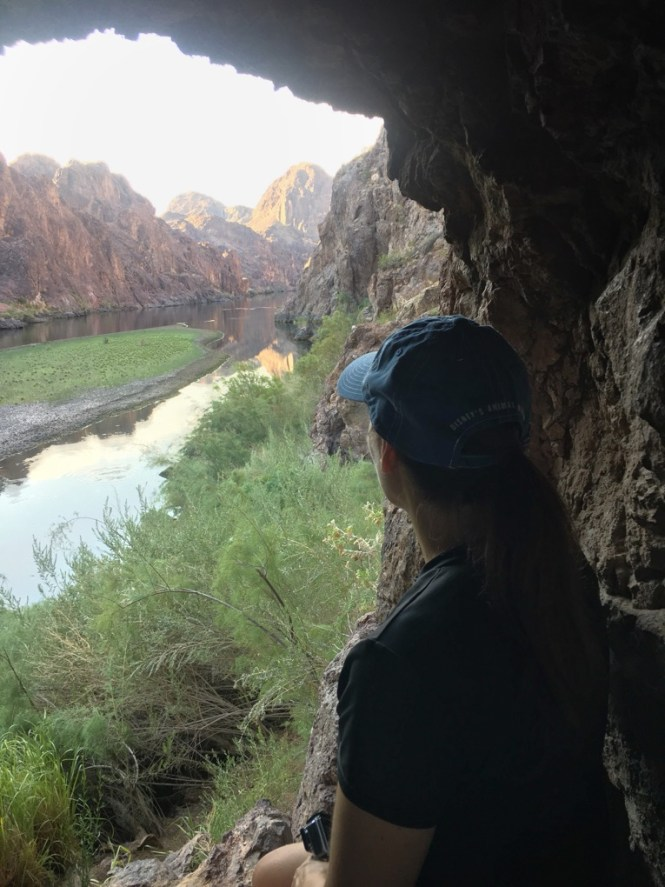 Sauna Cave Black Canyon