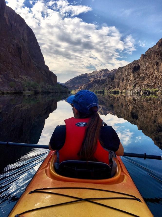 Black Canyon with Blazin' Paddles