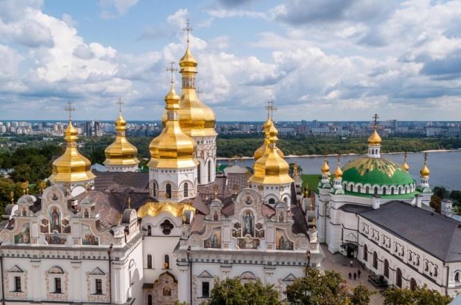 Underrate destination - Kiev, Ukraine