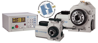 Rotary Collet Indexers by Hardinge – 5C, 16C & 3J Collets ...