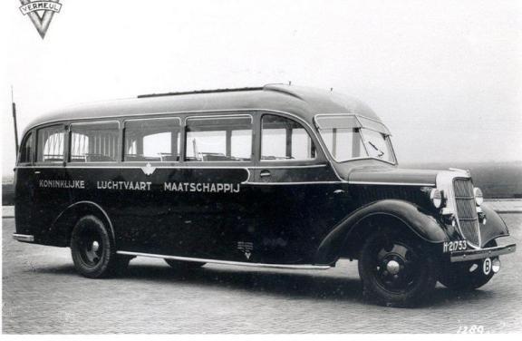 KLM-1 Ford-Verheul ca. 1940