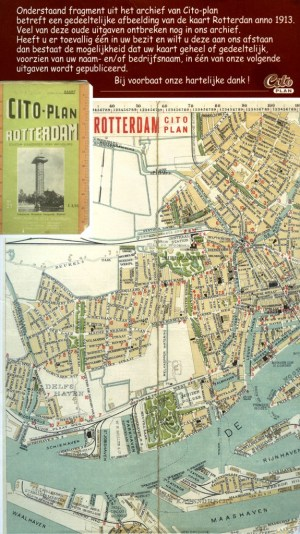 Cito Rotterdam, 1913