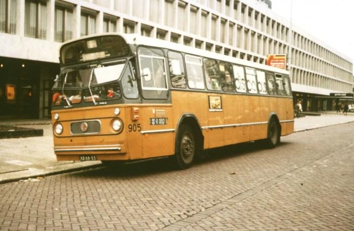 Bus 905, Leyland-Worldmaster-Hainje