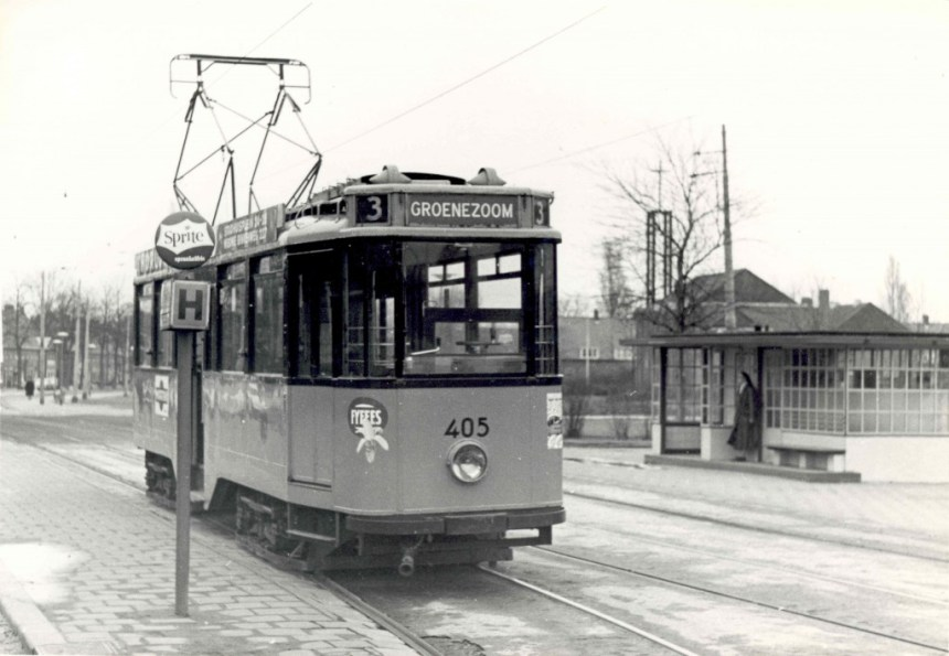 Wachthuisje Groene Zoom, 20-2-1967