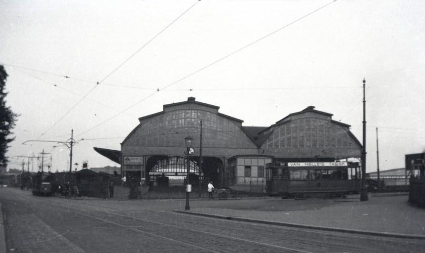 Wachthuisje Station Maas, 1932