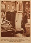 19240116 Aanrijding Spoorsingel Walenburgerweg, verzameling Hans Kaper