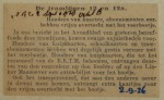19260902 Tramlijnen 12 en 12a, verzameling Hans Kaper