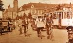 19290202 De Coolsingel met motorrijtuig 196