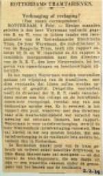 19340202 Tramtarief verhogen of verlagen