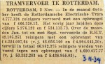 19341103 Tramvervoer te Rotterdam oktober
