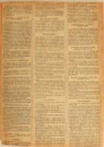 19360411 B lijn en tariefswijzigingen, verzameling Hans Kaper