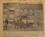 19360520 B sloop oude trams, verzameling Hans Kaper