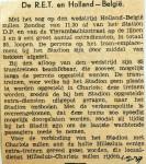 19370501 De RET en Holland-Belgie