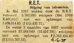 19370604 Stijging RET inkomsten
