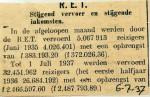 19370706 Stijgend vervoer en stijgende inkomsten