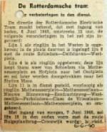 19400606 Verbeteringen van de tramdienst