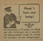 19421221-advertentie-maak-het-hem-niet-lastig, verzameling Hans Kaper