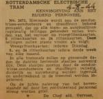 19440804-kennisgeving-3671, verzameling Hans Kaper