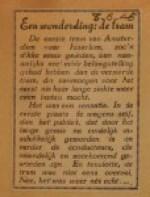 19450608-De-tram-een-wonderding, Verzameling Hans Kaper