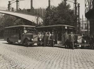 Lusthofstraat, 1928, bussen 2 en 3