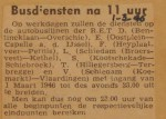 19460301-Busdiensten-na-11-uur,  Verzameling Hans Kaper