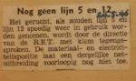 19460524-Tramlijnen-5-en-12-nog-niet-terug, Verzameling Hans Kaper
