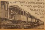 19460722-18-trams-terug, Verzameling Hans Kaper