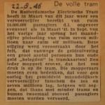 19460822-Resultaten-RET-maart, Verzameling Hans Kaper