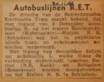 19461130-Autobuslijnen-RET, Verzameling Hans Kaper