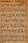 19471204-Opvoeding-in-hoffelijkheid, Verzameling Hans Kaper