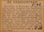 19480601-De-paardentram, Verzameling Hans Kaper