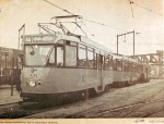 19480606 Het nieuwe tramstel op lijn 14