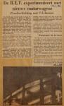 19500113-Experiment-verlichting-nieuwe-motorwagens, Verzameling Hans Kaper